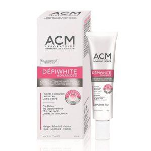 depiwhite advanced crema