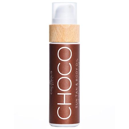 COCOSOLIS CHOCO Sun Tan & Body Oil