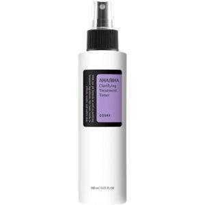 COSRX AHA/BHA Clarifying Toner de fata exfoliant 150 ml