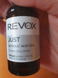 Revox Just Glycolic Acid 20%